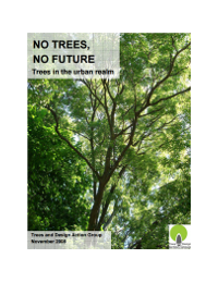 No Trees, No Future - Trees in the Urban Realm