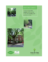 Trees for Cities - Best Practice Guidelines